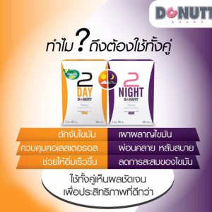 2 Day & 2 Night by Donutt (Duo-Pack)2