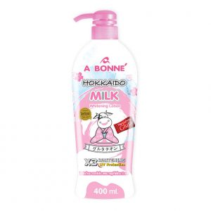 A BONNE' Hokkaido Milk Whitening Lotion2