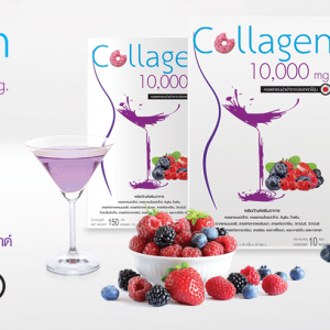 Donut Collagen 10,000 mg. Mixed Berry Flavor5