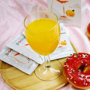 Donut Collagen 10,000 mg. Orange Flavor11