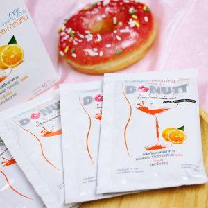 Donut Collagen 10,000 mg. Orange Flavor9