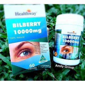 Healthway BILBERRY 10000 mg 100% Nature3