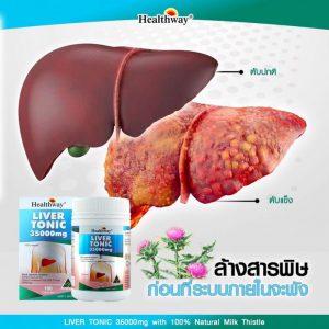 Healthway Liver Tonic 35,000 mg.11