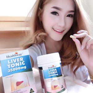 Healthway Liver Tonic 35,000 mg.22