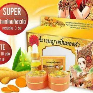 Nang Phaya Set Turmeric Gold by Zennara Gold2