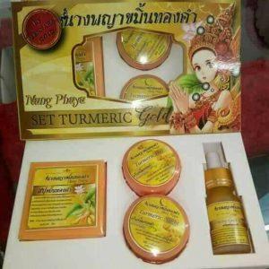 Nang Phaya Set Turmeric Gold by Zennara Gold3