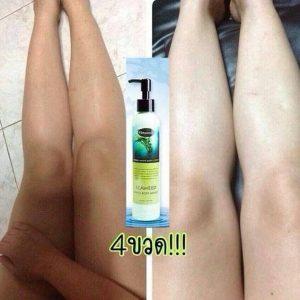 Nongnaka Seaweed White Body Lotion9