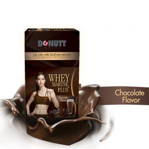Whey Marine Plus Chocolate Flavor By Donutt Brand2