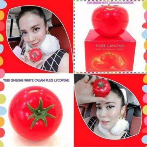 Yuri Ginseng White Cream Plus Lycopene13