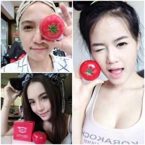 Yuri Ginseng White Cream Plus Lycopene18