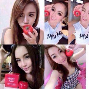 Yuri Ginseng White Cream Plus Lycopene19