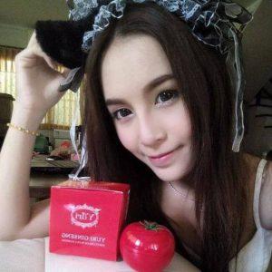 Yuri Ginseng White Cream Plus Lycopene23