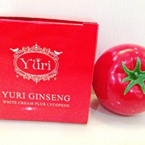 Yuri Ginseng White Cream Plus Lycopene4