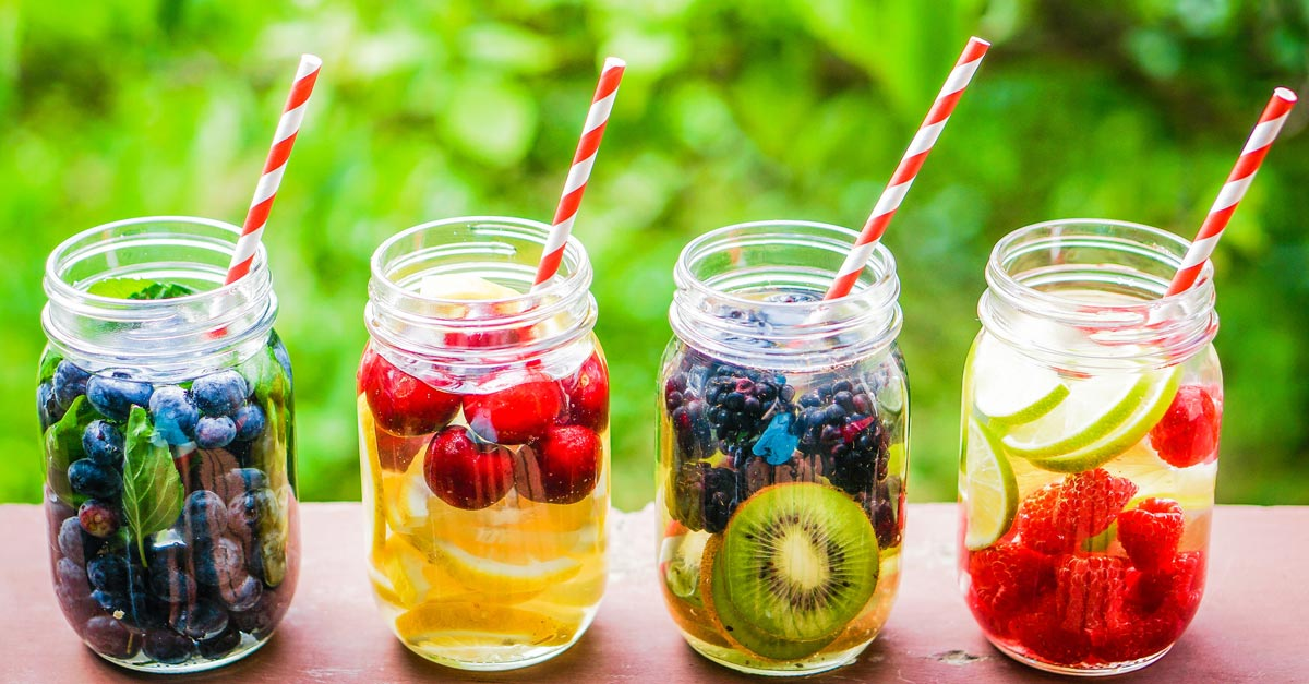 Rapidly Lose Weight with Detox Drinks