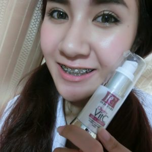 Cherry VitC plus serum by Pcare Skin Care11