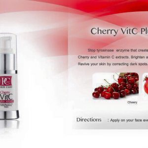Cherry VitC plus serum by Pcare Skin Care3