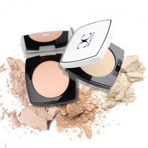 Coco Blanc Aura CC Pressed Powder4