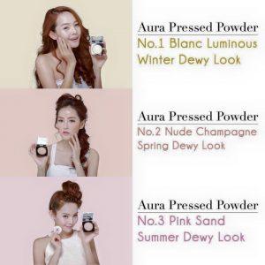 Coco Blanc Aura CC Pressed Powder5