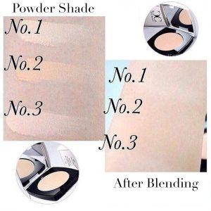 Coco Blanc Aura CC Pressed Powder7