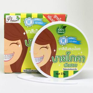 FLUORIDE & HERBAL WHITENING TOOTHPASTE by Phoca2