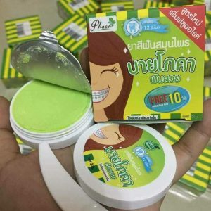 FLUORIDE & HERBAL WHITENING TOOTHPASTE by Phoca8