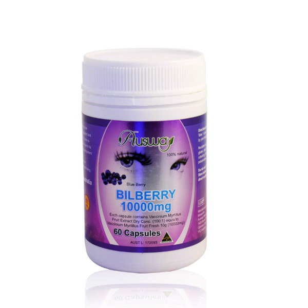 Ausway Bilberry 10,000 mg