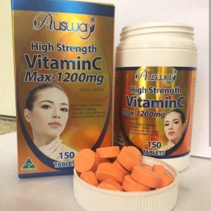 Ausway High Strength Vitamin C Max 1200 mg.3