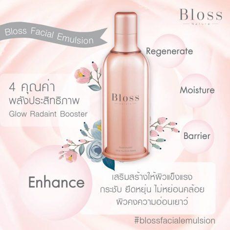 Bloss Natura Facial Emulsion
