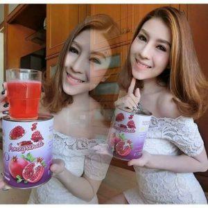 Kawaii Super Nano Collagen Pomegranate16