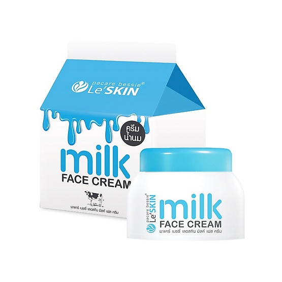 Le' SKIN milk Face Cream