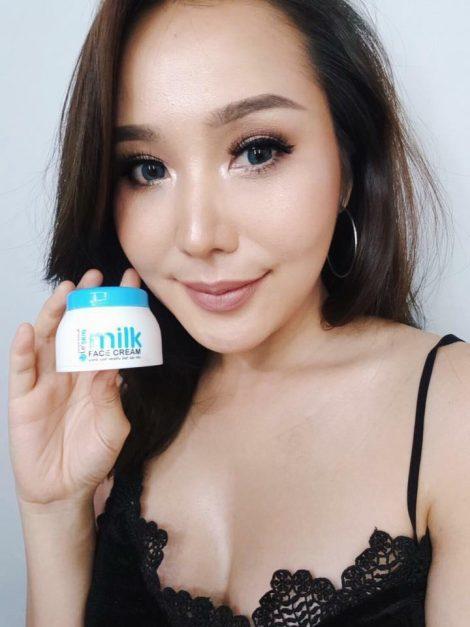 Le' SKIN milk Face Cream