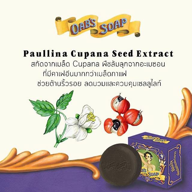Oab S Soap Coffee Scrub Thailand Best Selling Products