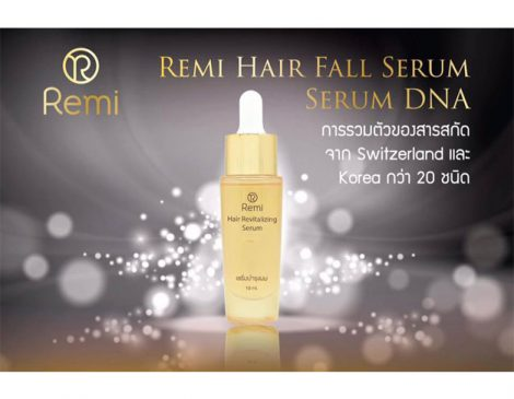 Remi Hair Revitalizing Serum