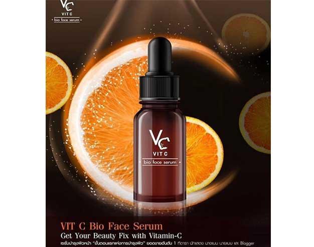 VC Vit C Bio Face Serum