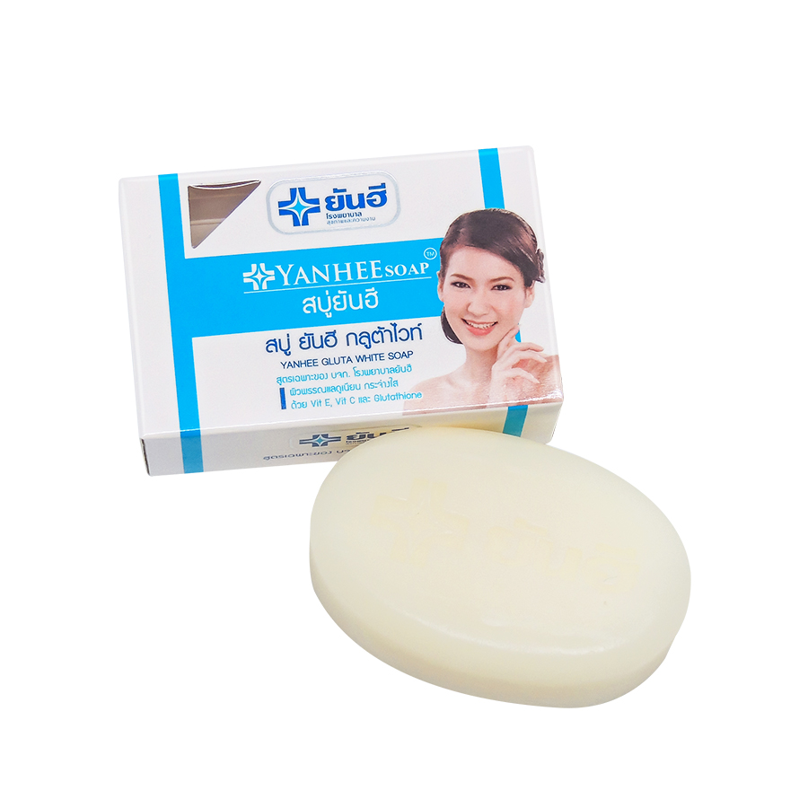 YANHEE GLUTA WHITE SOAP