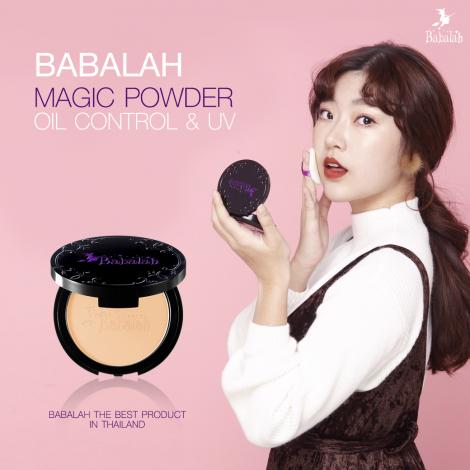Babalah Magic Powder Oil Control & UV