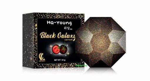Ha-Young Black Galaxy