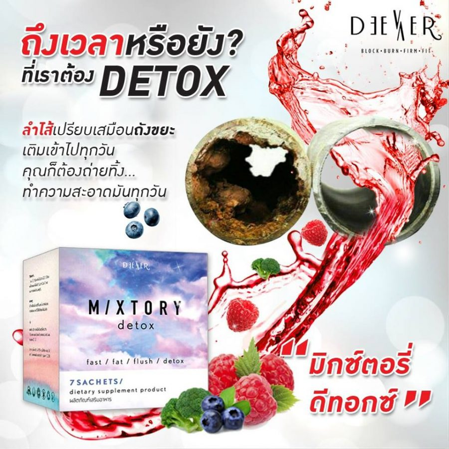 Mixtory Detox By Deever