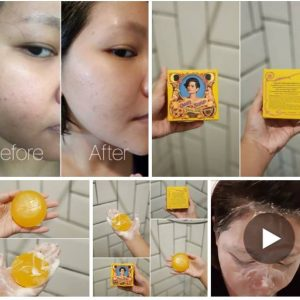 OAB'S SOAP MOONLIGHT HONEY DROP12