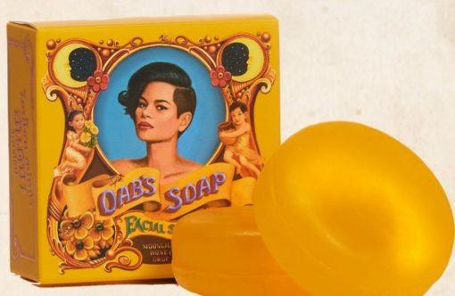 OAB'S SOAP MOONLIGHT HONEY DROP