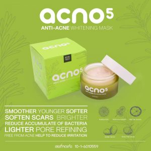 Acno5 Anti-Acne Whitening Mask