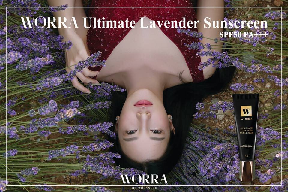 WORRA Ultimate Lavender Sunscreen