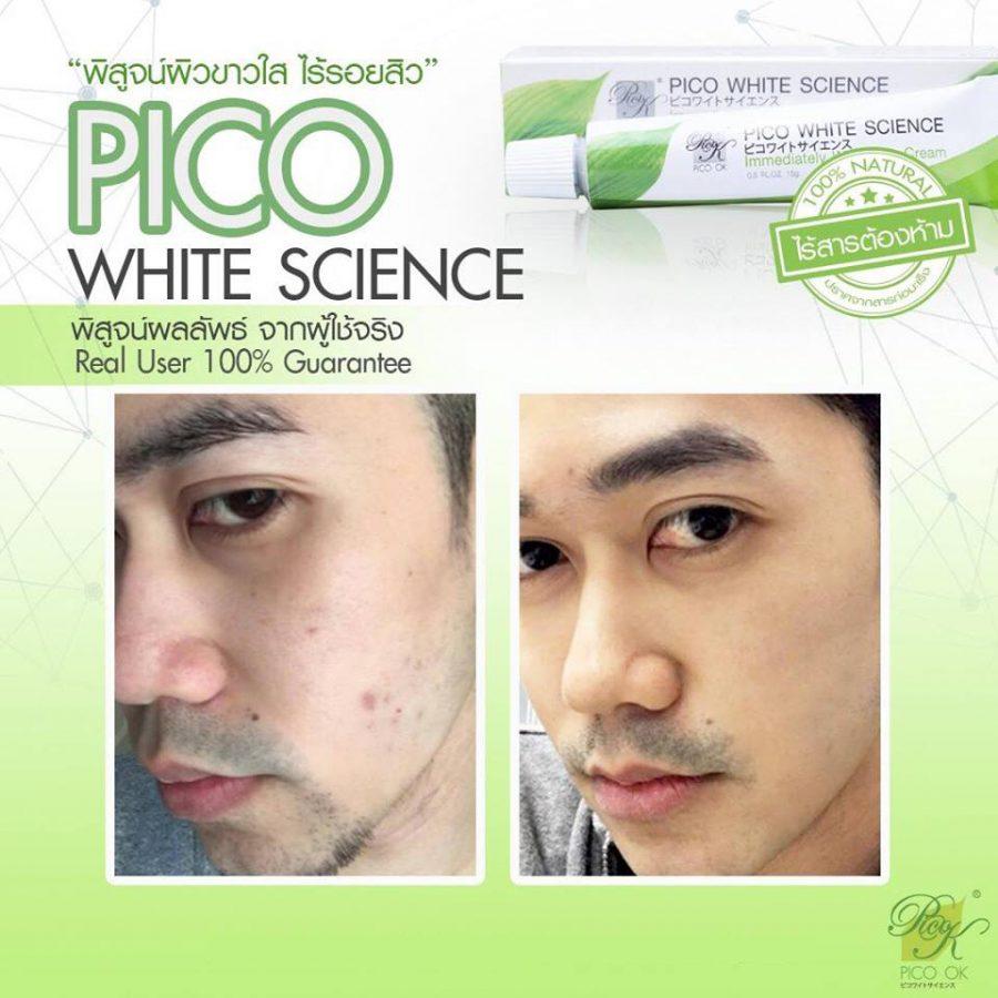 Pico White Science