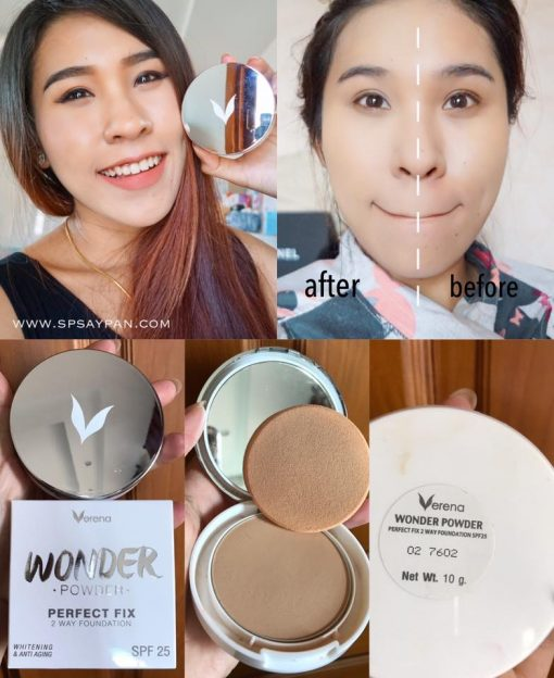 Verena Wonder Powder Perfect Fix