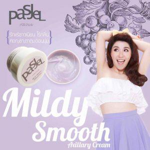 Pasjel Mildy Smooth Axillary Cream