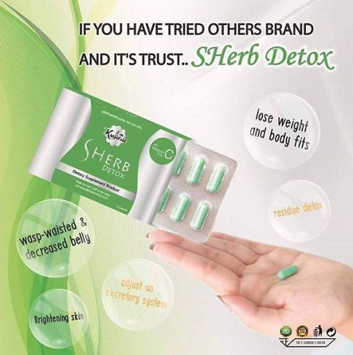 S Herb Detox