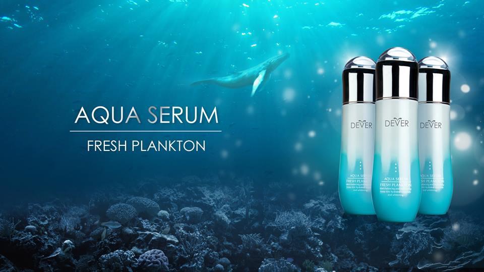 Dever Aqua Serum Fresh Plankton