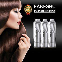 Fakeshu Keratin Smooth Hair Cream