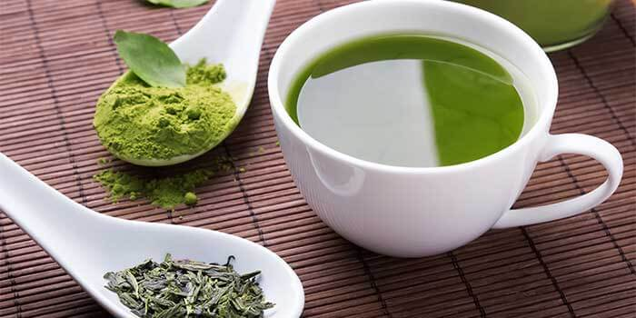 Green Tea Fat Burning Drinks