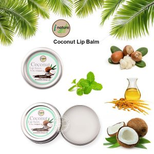 i nature Coconut Lip Balm